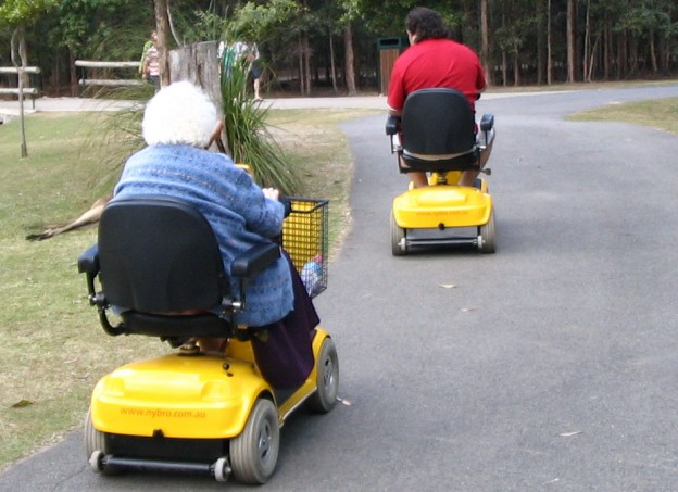 scootmobiel verzekering afsluiten